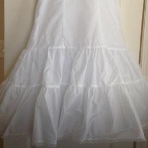 aea484e0e0 David s Bridal Other - Davids Bridal fit and flare crinoline slip size 2